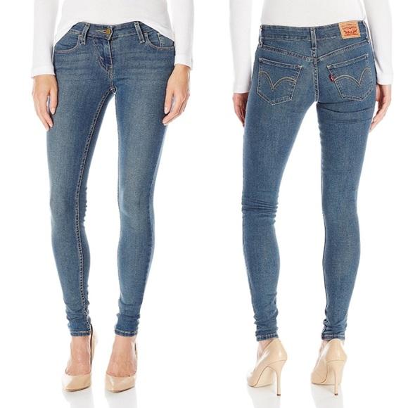 9f8a9bfa Levi's Jeans | Levis 535 Super Skinny In Mid Roast | Poshmark